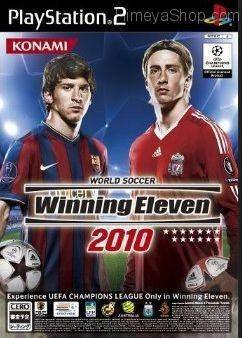 Descargar World Soccer Winning Eleven 2010 [JAP] por Torrent
